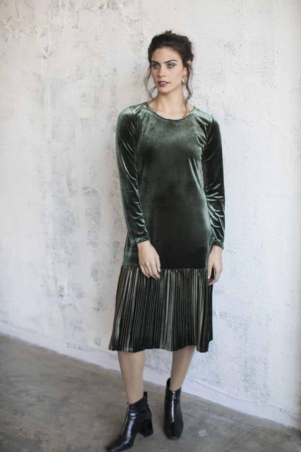 שמלת מרוה זית
