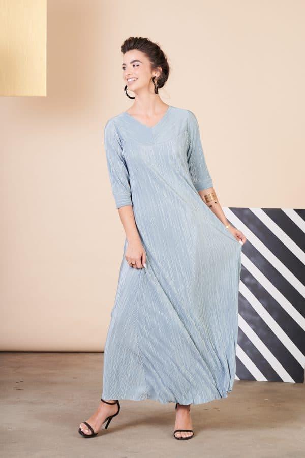 שמלת נגה מנטה