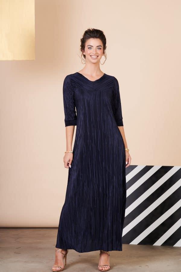 שמלת נגה כחולה