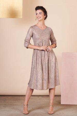 שמלת אנפה ברונזה