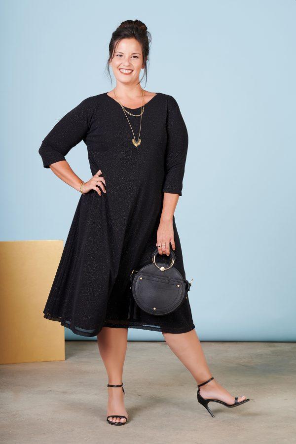 שמלת נטע שחור