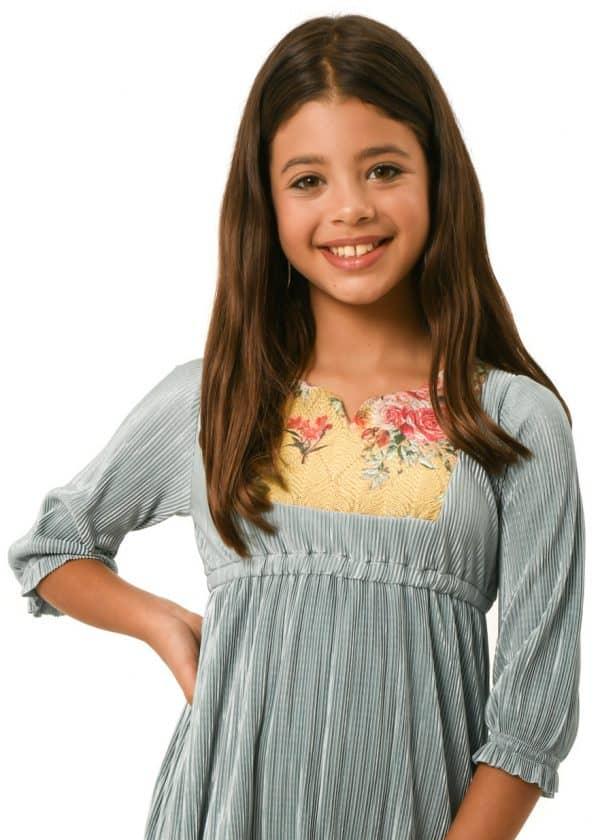 שמלות צנועות ילדות