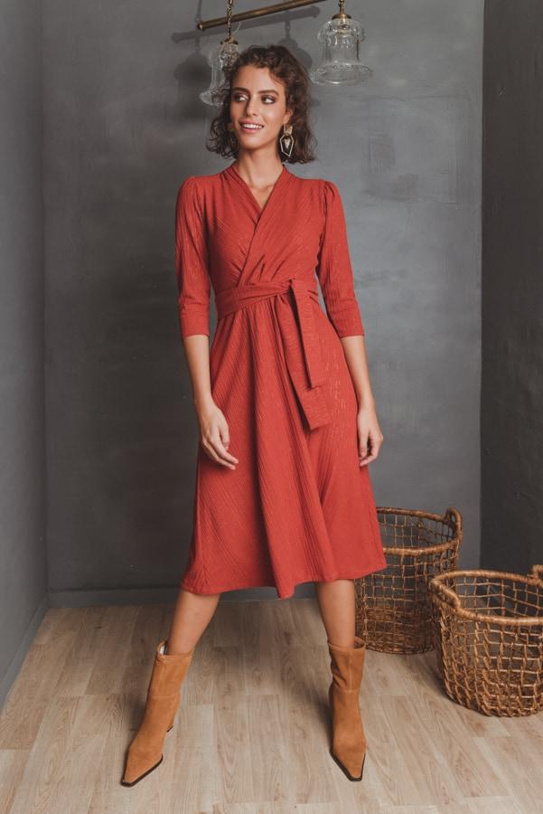 שמלת אנה בריק
