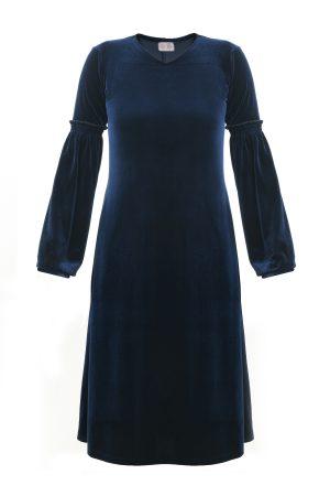 שמלות אירית כחולה