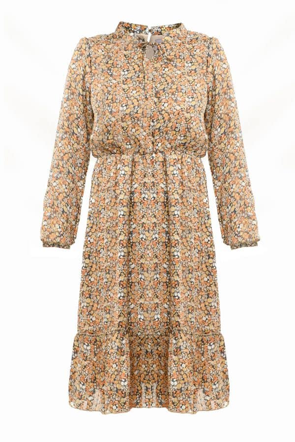 שמלת רותם פרחונית