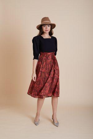 שמלת הדס שחור