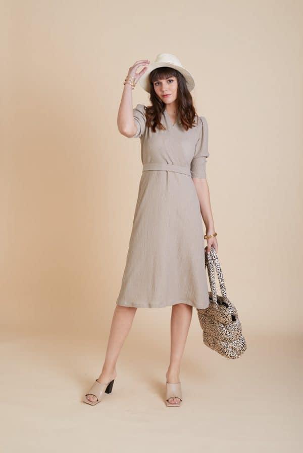 שמלת הילה אבן